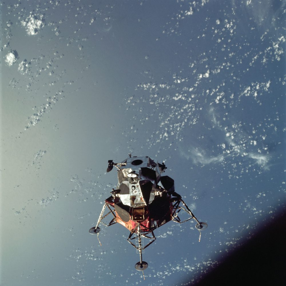 Apollo 9 Mission image - Lunar Module